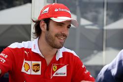 Jean-Eric Vergne, Tester e Pilota Collaudatore Ferrari