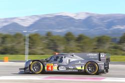 #4 ByKolles, Racing CLM P1/01: Simon Trummer, Pierre Kaffer, Oliver Webb