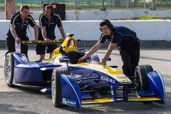 Renault e.Dams crew