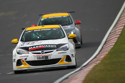 Sandro Rothenberger, Artur Goroyan, Daniel Hadorn, Opel Astra OPC Cup