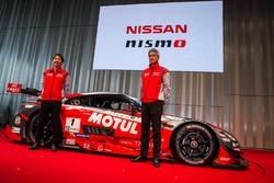 Nissan presentación