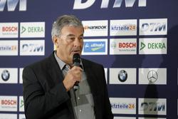Pressekonferenz: Walter Mertes, ITR