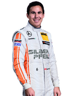 Robert Wickens, Mercedes-AMG Team HWA