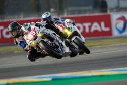 #195 Yamaha: William Herbillon, Alexandre Santo Domingues, Cyrille De Laville, Alex Plancassagne