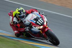 #111 Honda Endurance Racing: Julien da Costa, Sébastien Gimbert, Freddy Foray, Kyle Smith