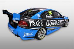 Car of Taz Douglas, Eggleston Motorsport