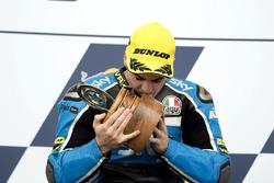 Il vincitore della gara, Romano Fenati, SKY Racing Team VR46, KTM