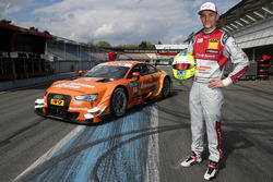 Джейми Грин, Audi Sport Team Rosberg, Audi RS5 DTM