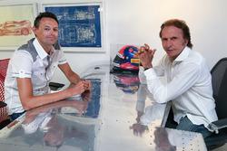 Emerson Fittipaldi en entrevista con el Editor en jefe de Motorsport.com Charles Bradley