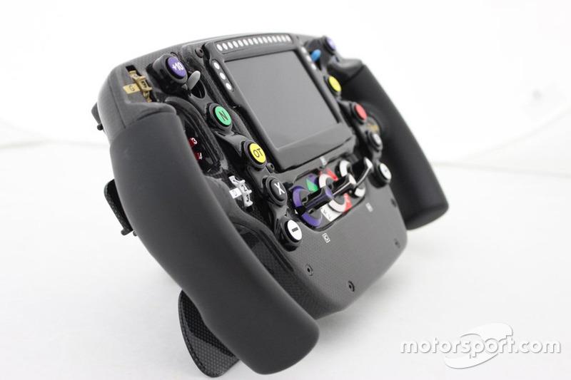 McLaren Honda MP4-30 stuurwiel
