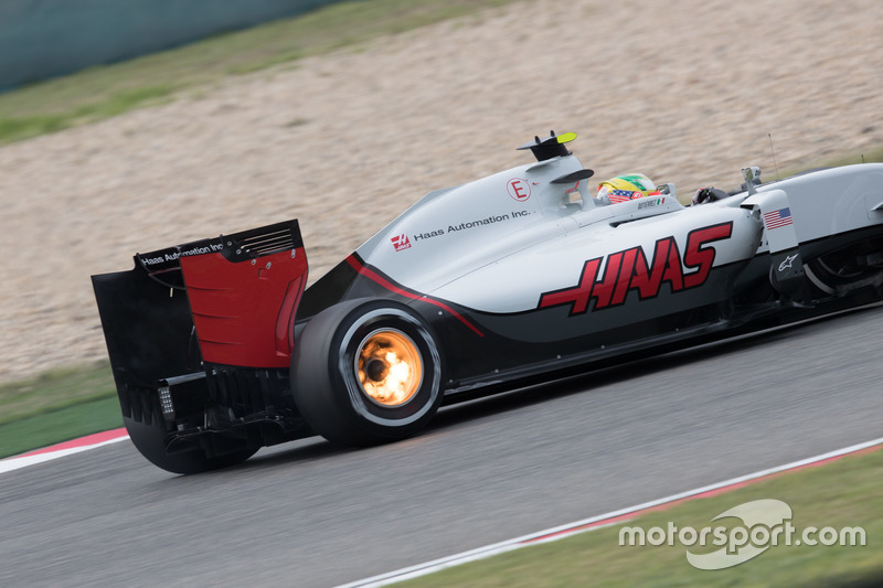 Esteban Gutierrez,Haas F1 team