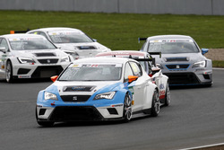 Josh Files, Target Competition, SEAT Leon Cup