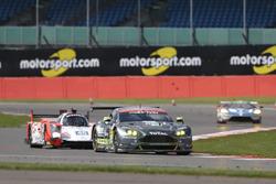 Фернандо Реес, Алекс МакДауэлл, Ричи Стэнэвей, #99 Aston Martin Racing V8 Aston Martin Vantage GTE