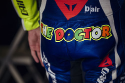 Valentino Rossi, Yamaha Factory Racing, the doctor detail