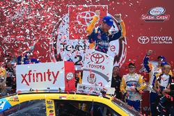 Sieger Dale Earnhardt Jr., JR Motorsports Chevrolet