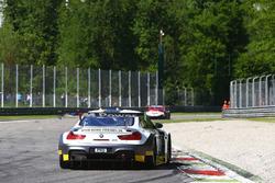 #98 ROWE Racing, BMW M6 GT3: Stef Dusseldorp, Klaus Graf, Lucas Luhr