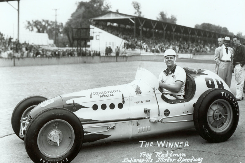 Troy Ruttman: Indy 500 1952