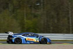 #67 Attempto Racing Team, Lamborghini Huracテ。n GT3: Daniel Zampieri, Patric Niederhauser