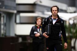 Ciaron Pilbeam, Ingénieur de course en chef de McLaren