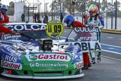 Gaston Mazzacane, Coiro Dole Racing Chevrolet and Daniel Nefa