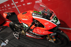 La Ducati di Davide Giugliano, Aruba.it Racing - Ducati Team