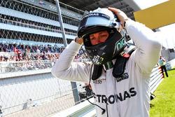 Нико Росберг, Mercedes AMG F1 Team на стартовой решетке