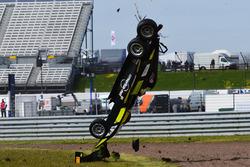 L'incidente di Enzo Bortoleto