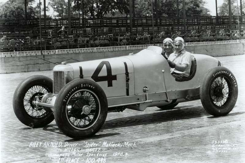 1930 - Billy Arnold, Summers