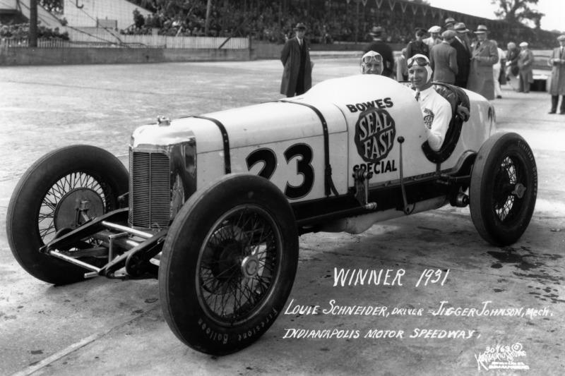 1931 - Louis Schneider, Stevens