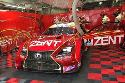 #38 Zent Cerumo, Lexus RC F: Yuji Tachikawa, Hiroaki Ishiura