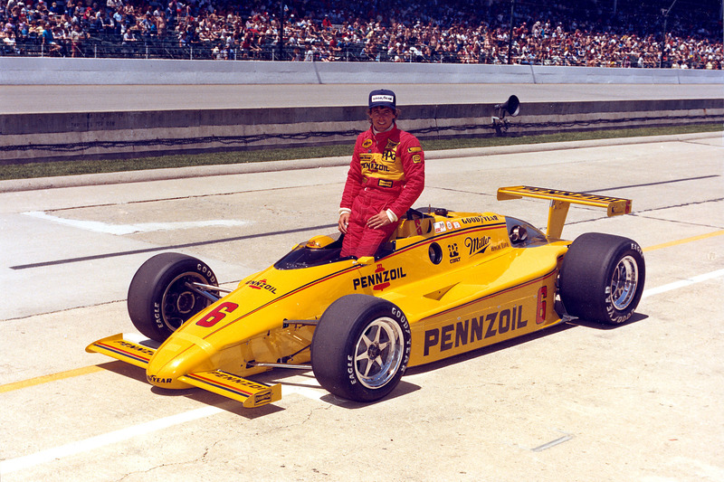 1984: Rick Mears