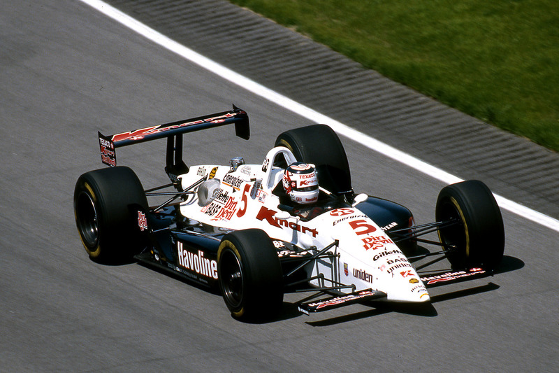 1993: IndyCar-Champion als Rookie