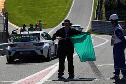 П'єр-Ів Корталь, Ferry Monster Autosport, SEAT León Cup Racer