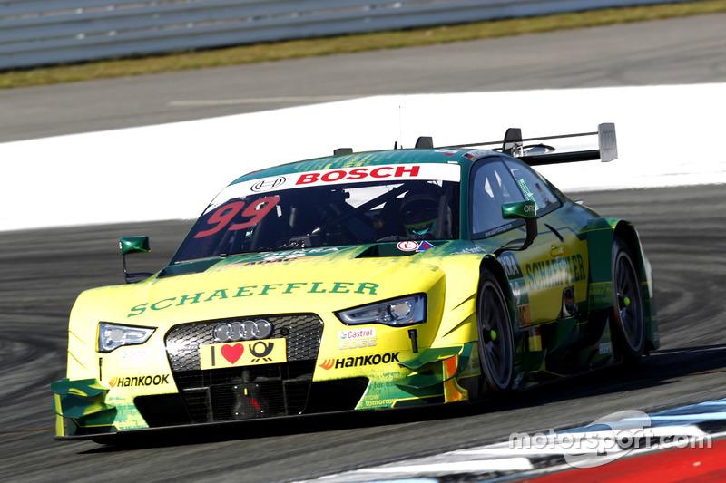 5. Mike Rockenfeller, Audi Sport Team Abt Sportsline, Audi RS 5 DTM