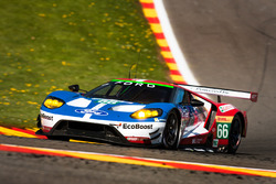 #66 Ford Chip Ganassi Racing Team UK, Ford GT: Olivier Pla, Stefan Mücke, Billy Johnson