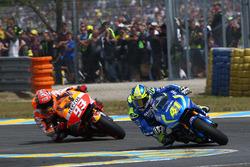 Aleix Espargaro, Team Suzuki MotoGP, Marc Marquez, Repsol Honda Team