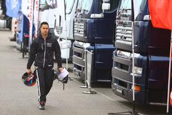 #84 HTP Motorsport, Mercedes-AMG GT3: Jazeman Jaafar
