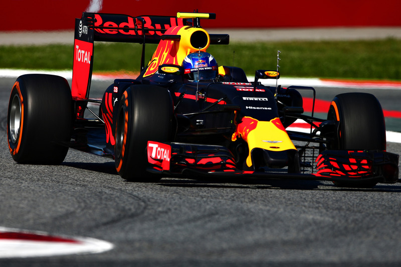 2016: Макс Ферстаппен, Red Bull-TAG Heuer RB12