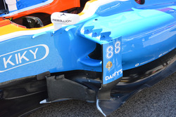 Manor Racing MRT05, Detail