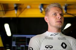 Кевін Магнуссен, Renault Sport F1 Team