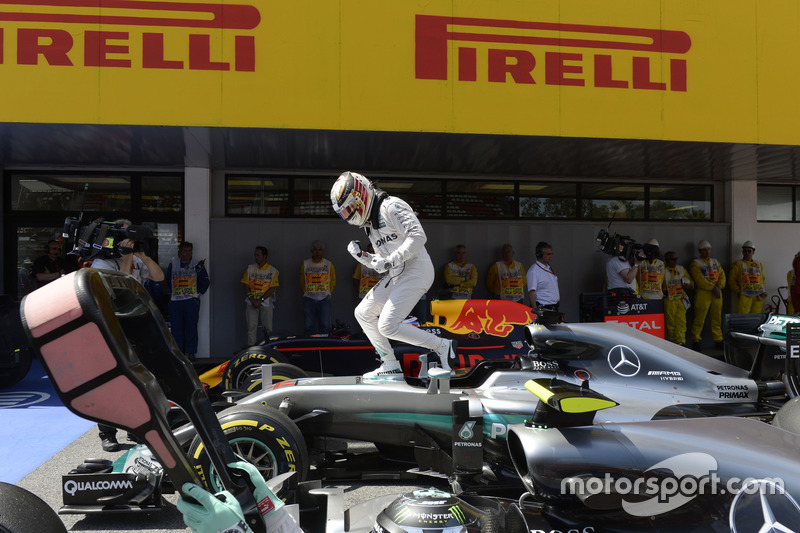 5ª Hamilton en España