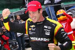 Pemenang lomba Simon Pagenaud, Team Penske Chevrolet