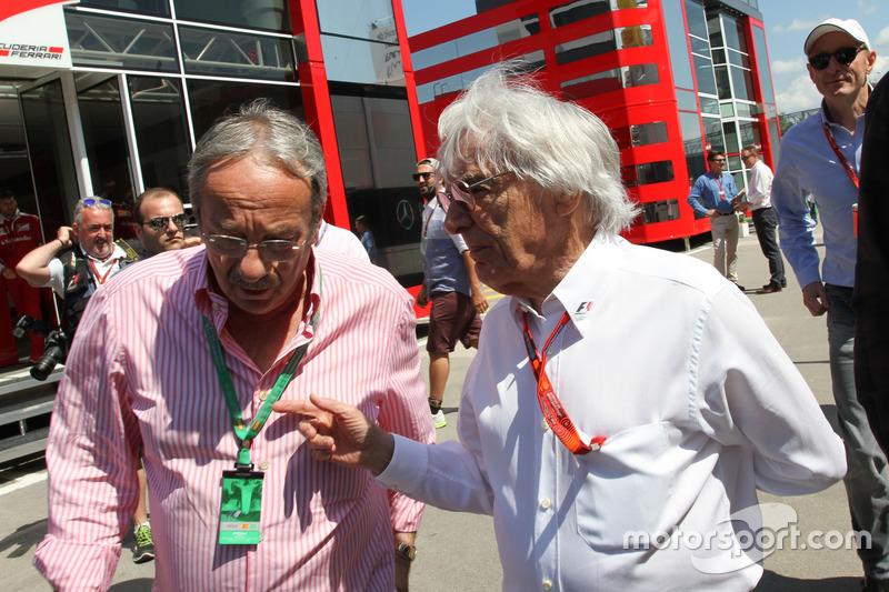 """""""A única coisa que temos que fazer é ignorar o que a Ferrari já disse e falar: 'vocês tiveram uma chance. Vocês podem deixar o conselho ou reclamar no arbitral e ver o que eles pensam'."""""""