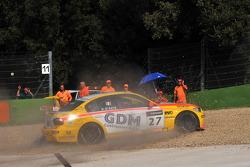 Stefano D'Aste, Wiechers-Sport, BMW 320si