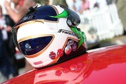 Marino Franchitti Helmet