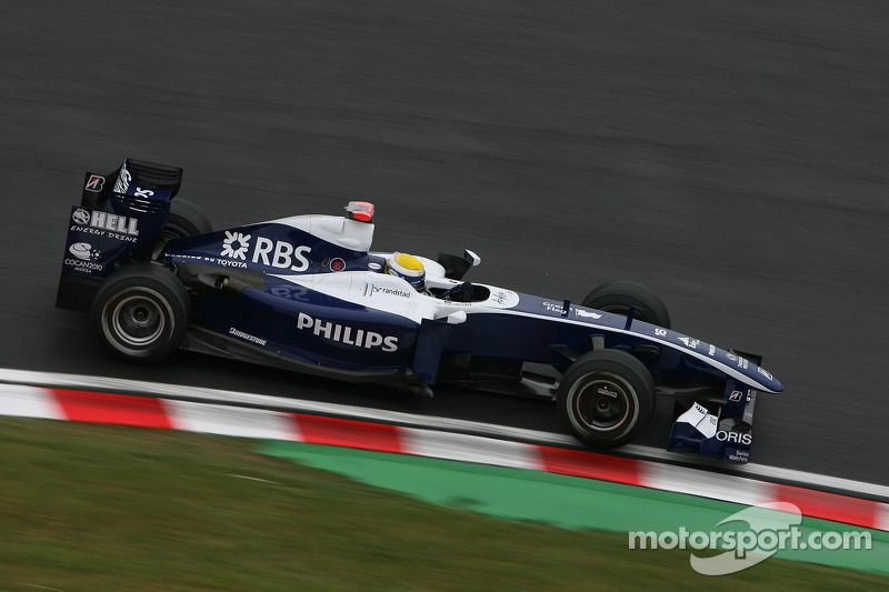 2009: Williams FW31