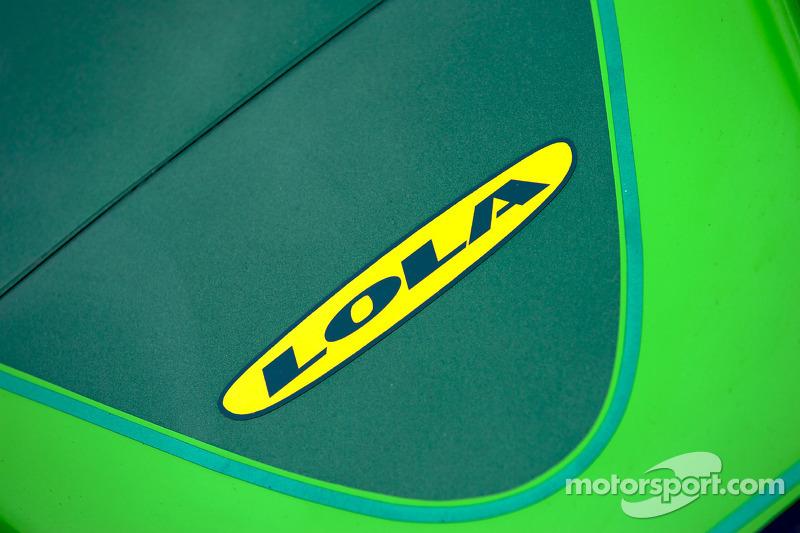 #88 Drayson Racing Lola B09/60 Judd detail