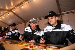 #15 Jack Daniel's Racing: Nathan Pretty, Ben Collins