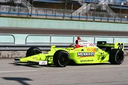 Ед Карпентер, Vision Racing