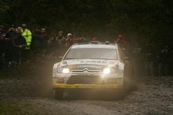 Patrik Sandell and Emil Axelsson, Renault Clio S1600